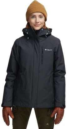Columbia Whirlibird IV Interchange Hooded 3-in-1 Jacket - Women's