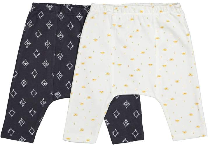 1 Month-3 Years La Redoute Collections Straight Trousers