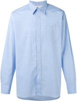Universal Works Point Collar shirt - men - Cotton - XL