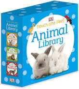 Penguin Random House Touch And Feel: Animal Library