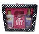 Victoria's Secret 3pc Gift Box Love Spell Body Lotion Mirror Mist 4.2 oz New