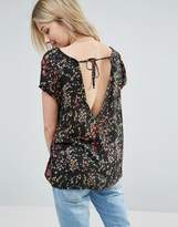Blend She Bella Printed Blouse