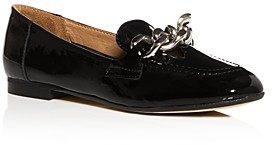 Donald J Pliner Women's Balton Apron Toe Loafers
