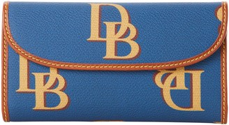 Dooney & Bourke Monogram Continental Clutch