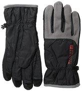 Sperry Men's Fleece Nylon Glove Withtouchscreen