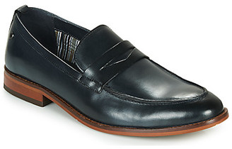 Base London LENS men's Loafers / Casual Shoes in Blue