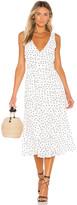 Privacy Please Melinda Midi Dress
