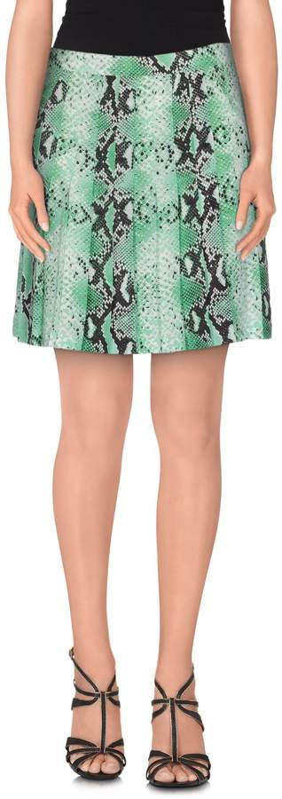 Bea Yuk Mui BEAYUKMUI Mini skirts - Item 35281404