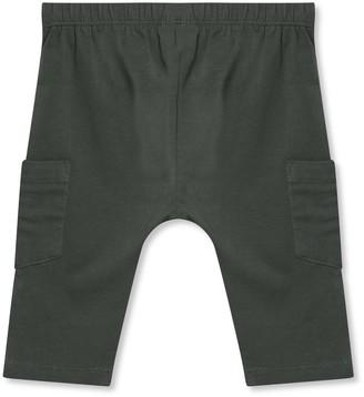 M&Co Drop crotch joggers (Newborn-18mnths)
