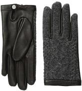 Lauren Ralph Lauren Aran Stitch Touch Gloves