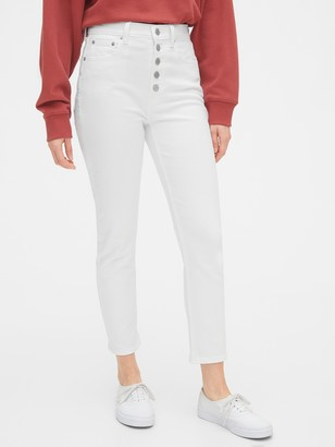 Gap High Rise Cigarette Jean