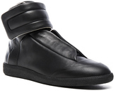 Maison Margiela Leather Future High Tops