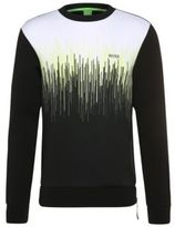 Hugo Boss Salbon Cotton Sweatshirt L Black