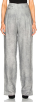 Marissa Webb Quinn Pants in Gray.