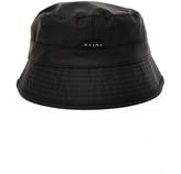 Rains Bucket Hat Black