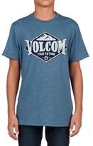 Volcom 'Range' Graphic T-Shirt (Toddler Boys & Little Boys)