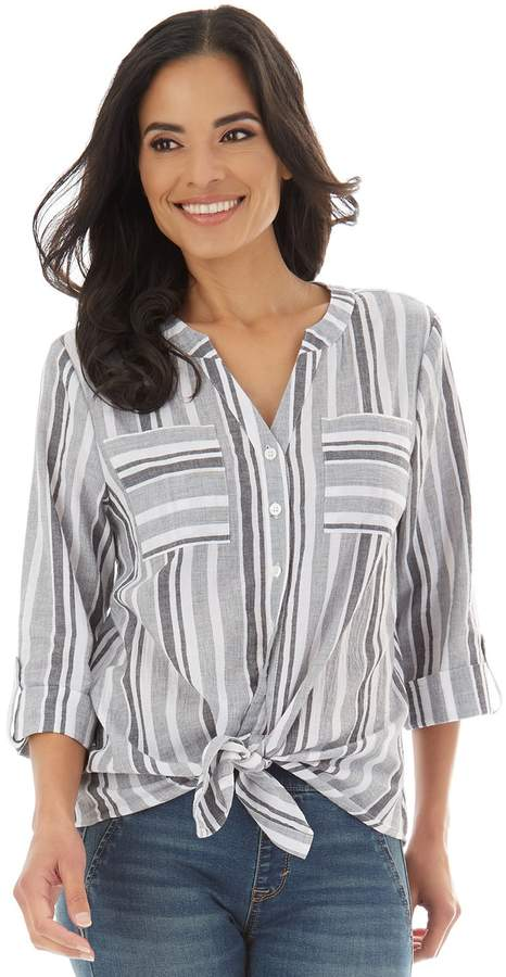 3257f9ca2c8 Apt. 9 Black Women's Petite Clothes - ShopStyle