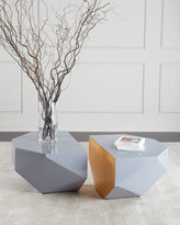 Global Views Crag Rock Coffee Tables, Set of Two