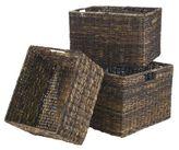 Madras Storage Basket