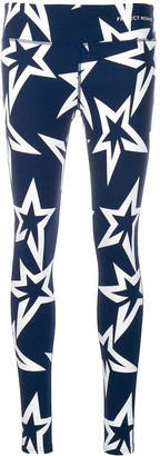 Perfect Moment Starlight low rise leggings