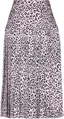 Alessandra Rich Knee length skirts