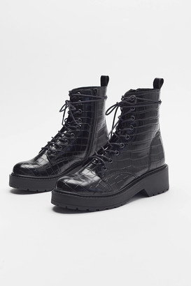 Steve Madden Tornado Lace-Up Boot