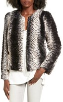 Band of Gypsies Faux Fur Jacket