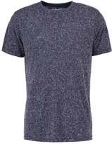 Soulland Airwrecka Print Tshirt Navy
