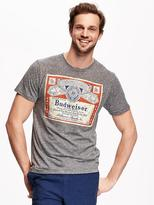 Old Navy Budweiser® Graphic Tee for Men