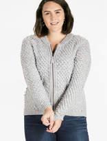 Lucky Brand Sweater Bomber