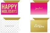 Fringe Assorted Holiday Cards, Set of 12