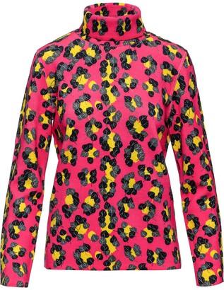 Aztech Mountain Matterhorn leopard-print jumper