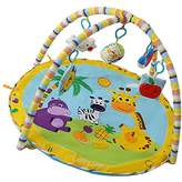 Dovewill Colorful Newborn Baby Play Gym Thickly Padded Sounds Toys for Lay Play & Tummy Time