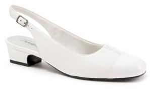 Trotters Dea Sling Back Heel Women's Shoes