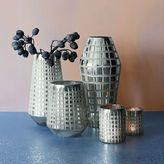 Mercury Grid Vases