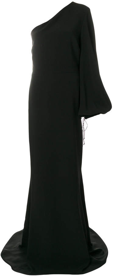 Stella McCartney Kate crepe gown