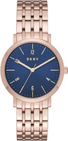 DKNY NY2611 Minetta stainless steel watch