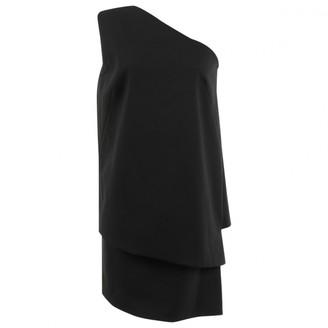 Acne Studios Black Wool Dresses