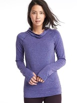 Gap GapFit Breathe spacedye pullover hoodie