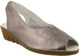 Spring Step Women's Listone Peep Toe Slingback
