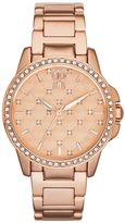 JLO by Jennifer Lopez Women's Crystal Watch