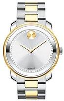 Movado Bold 3600431 Dial Two Tone Men's Watch