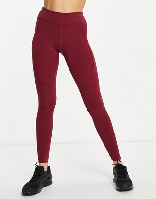 ASOS 4505 Hourglass icon leggings with booty-sculpting seam detail and pocket