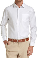 Sportscraft Long Sleeve Tapered Italian Oxford Shirt