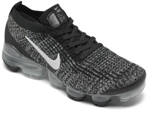 Nike Women's Air VaporMax Flyknit 3 Running Sneakers from Finish Line