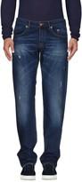 Siviglia Denim pants - Item 42612246