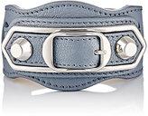 Balenciaga Women's Metallic Edge Bracelet