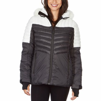Women's Avalanche Soft Touch Hooded Quilted Jacket