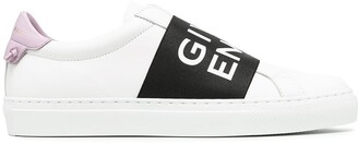 Givenchy Urban Street logo-band sneakers