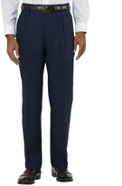 Brooks Brothers Irish Linen Pleat-Front Trousers